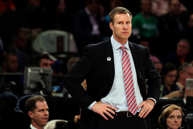 Report: GSW Had Informal Discussions with Iowa State's Fred Hoiberg
