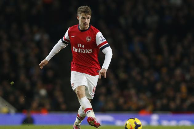 Arsenal Transfer News: Aaron Ramsey Exit Fears Allayed Amid Gareth Barry Rumours