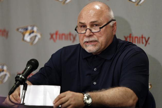 Barry Trotz Is Best Fit as Next Head Coach of Washington Capitals
