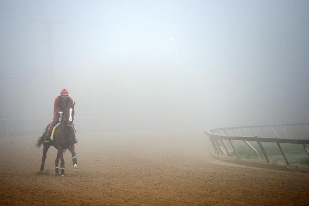Preakness 2014: Live Undercard Results and Race Day Updates