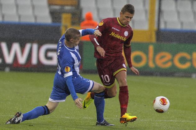 Liverpool Transfer News: Thorgan Hazard Loan Would Be Smart Deal for Reds