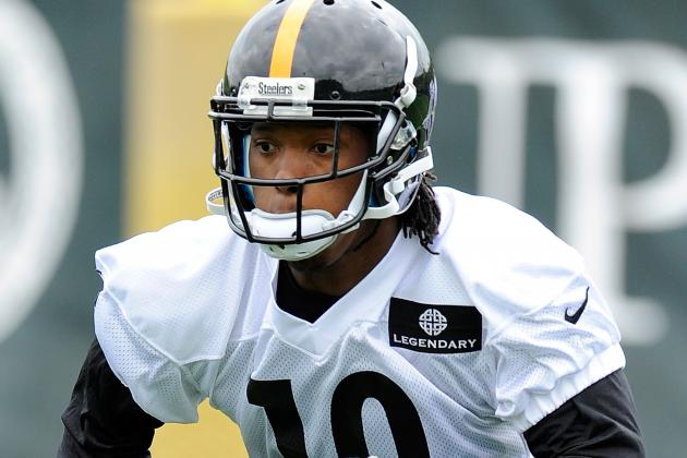 Martavis Bryant Is a Tall Catch for Big Ben