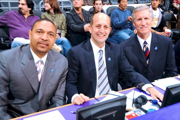 Mark Jackson Agrees to Multi-Year Deal to Rejoin ESPN's NBA Broadcasting Team