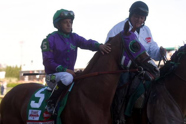 Preakness 2014: Three Ways California Chrome Can Lose
