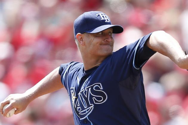 Rays Notebook: Cobb's Return Could Affect Ramos' Role