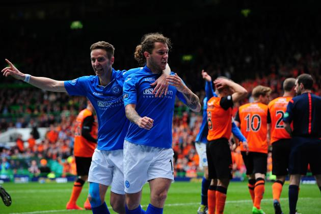 William Hill Scottish Cup Final 2014: St Johnstone vs Dundee United Score, Recap
