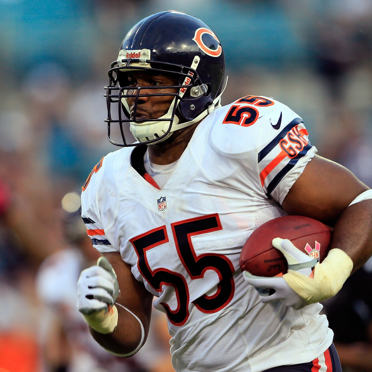 Chicago Bears Roster: Early Projections For Chicago Bears' Final 53-Man Roster