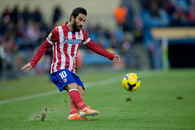 Arda Turan Injury: Updates on Atletico Madrid Winger's Pelvis and Return