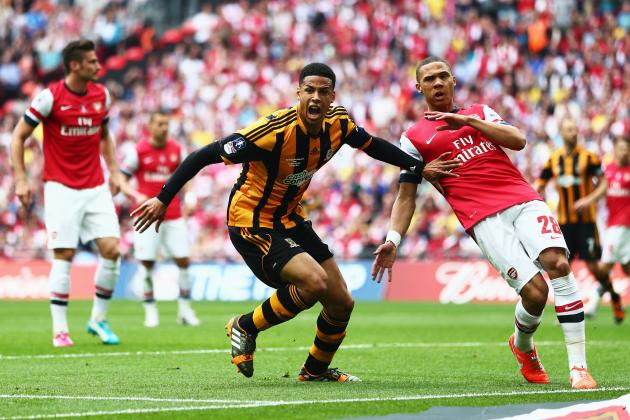 Arsenal vs. Hull City: Live Player Ratings for Both Teams in the FA Cup Final