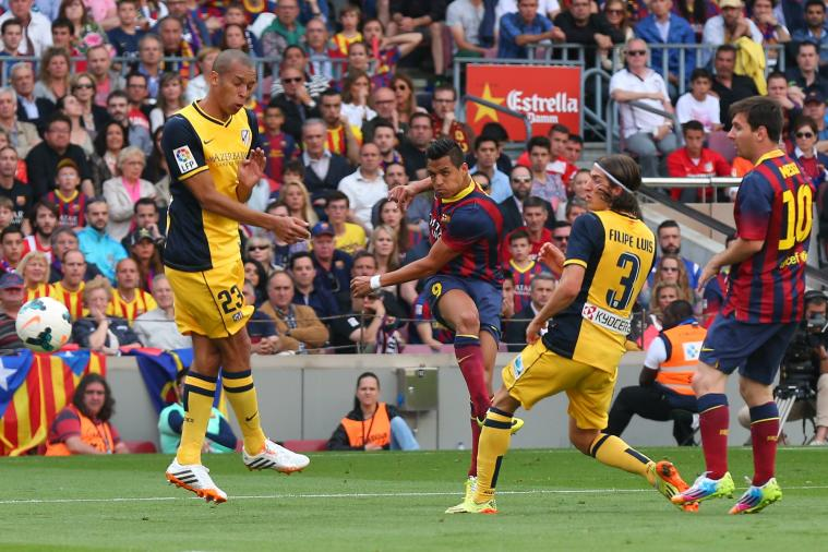 Barcelona vs. Atletico Madrid: Goal Highlights from La Liga Title Decider