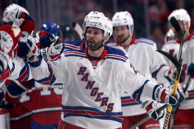 Rangers vs. Canadiens: Game 1 Score and Twitter Reaction from 2014 NHL Playoffs