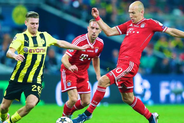 Borussia Dortmund vs. Bayern Munich: DFB Pokal Live Score, Highlights, Report