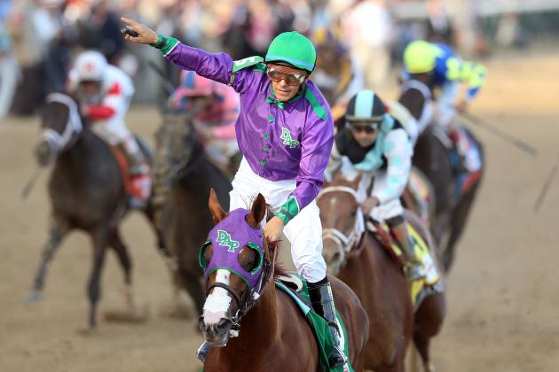 California Chrome in Perfect Situation to Extend Triple Crown Hopes at Preakness