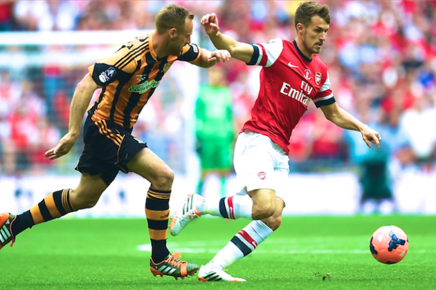 Arsenal vs. Hull City: FA Cup Final Live Score, Highlights, Report