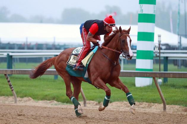 Preakness 2014 Weather: Latest on Conditions for 139th Race at Pimlico