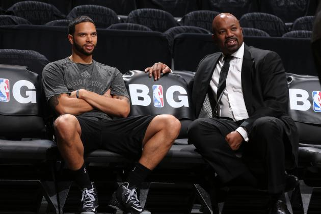 Why Brooklyn Nets Should Trade Deron Williams This Summer