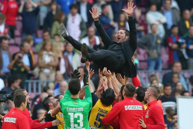 Why Atletico Madrid's Title Triumph Is Good for the State of La Liga
