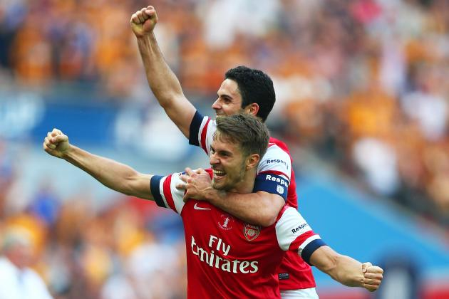 Arsenal's Raw Quality Edges Hull City's Tactical Execution in FA Cup Final