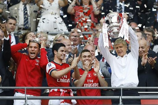 Arsenal Parade 2014: Route, Date, Time, Live Stream, More
