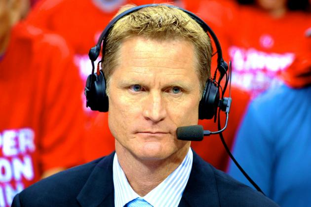 NY Knicks Reportedly Struck out with Steve Kerr by Being Cheapskates