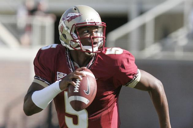 Jameis Winston Must Endure Quiet Summer to Save NFL Draft Stock