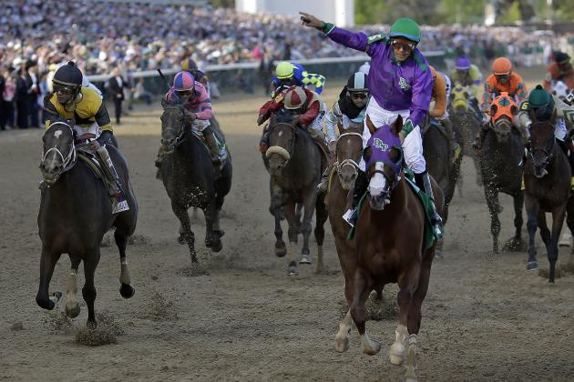2014 Preakness Picks: Final Projections for Middle Leg of the Triple Crown