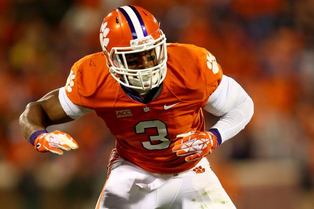 Breaking Down Where Vic Beasley Landed on First 2015 NFL Draft Big Boards