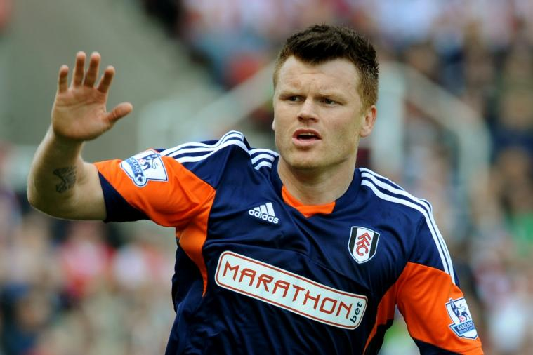 John Arne Riise Seems to Be Handling Fulham's Relegation Just Fine