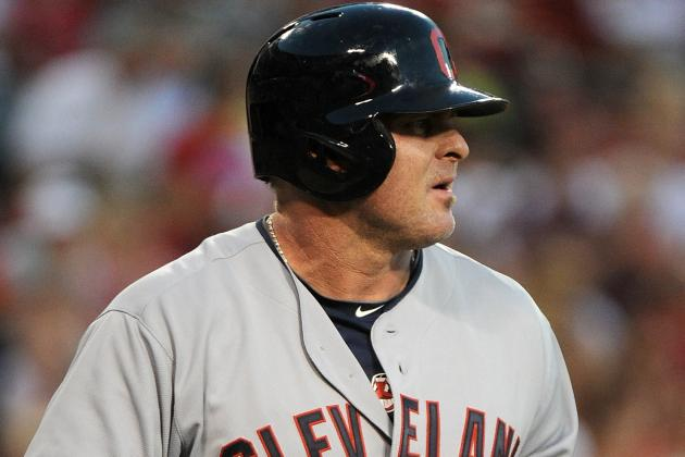 Indians Could Get Jason Giambi Back on Tuesday