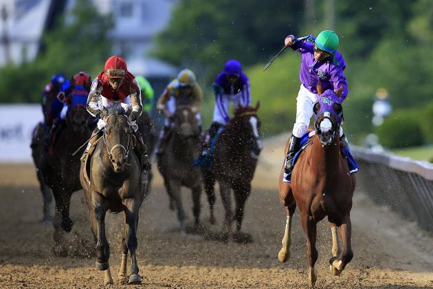 Preakness 2014: Live Results, Updates and Reaction