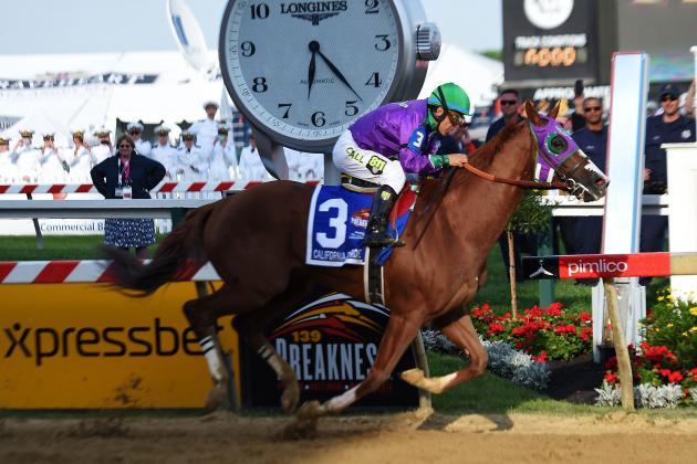 Preakness 2014 Prize Money: Final Purse Payouts from Pimlico Race Course