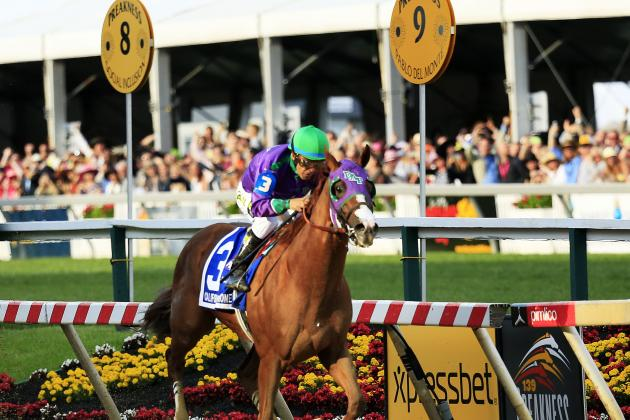 Preakness 2014 Purse: Distribution of Payout for Each Owner, Horse, Jockey