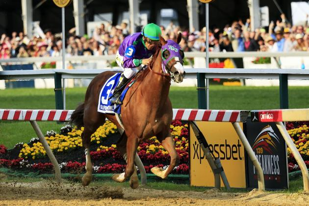 Preakness 2014 Times: Winner, Order of Finish and Prize Money Payouts