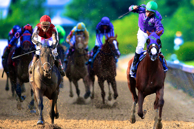 Preakness Results 2014: Winner, Payouts and Order of Finish