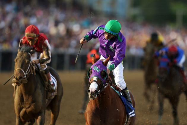 Preakness Results 2014: Winner, Final Race Times and Purse Payout