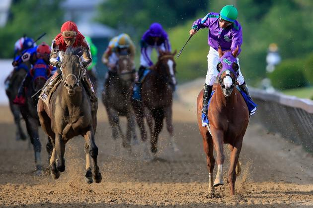 Preakness 2014 Winner: California Chrome's Finishing Time, Highlights and Purse