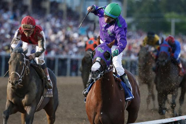 California Chrome and Victor Espinoza: Odds, Predictions for Belmont Stakes