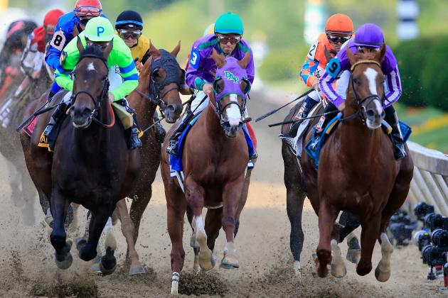 2014 Preakness Results: Finishing Order, Replay Video and Payouts