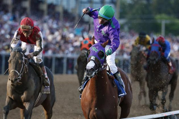 California Chrome and Victor Espinoza: Triple Crown Is Inevitable for Duo