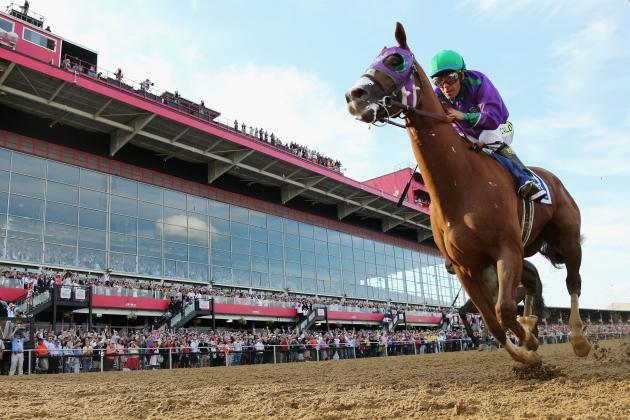 Preakness 2014 Payout: Finishing Times, Prize Money Earnings for Field