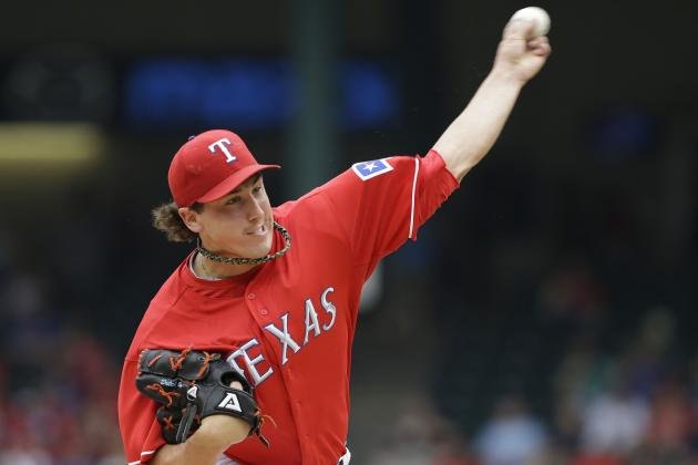 Derek Holland Not Quite Ready for Rehab Start