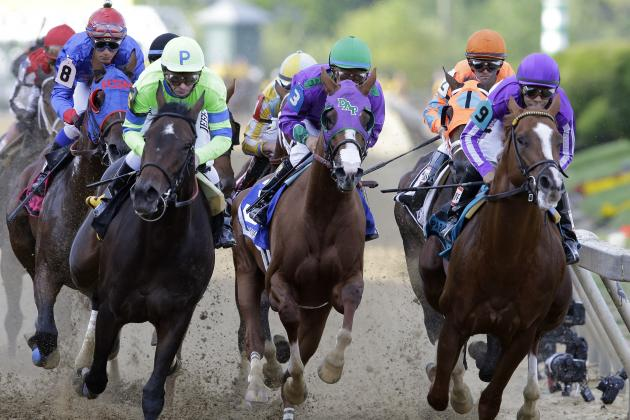 Preakness 2014: Video Highlights, Payouts and Pimlico Race Results