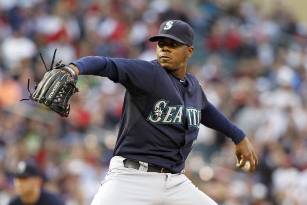Mariners' Skid Hits Four in 4-3 Loss to Twins