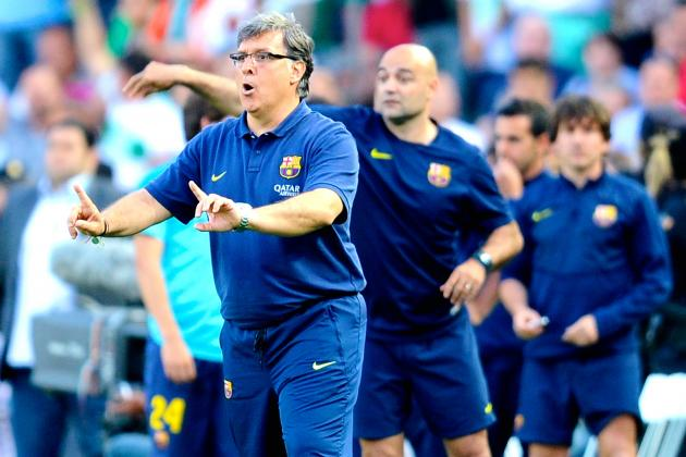 Tata Martino Made Mistakes at Barcelona, but Club Needs More Than a New Manager