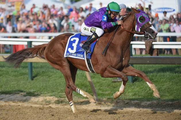 Preakness Results 2014: Reviewing Race Standings and Prize Money Chart