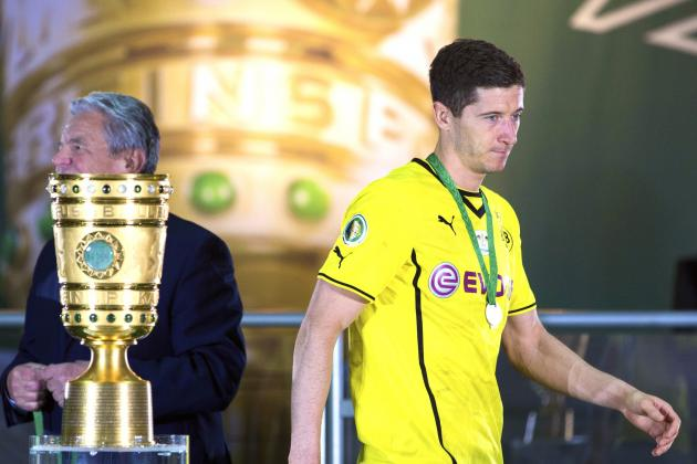 DFB-Pokal Defeat Signals End of an Era, but Not of Competitiveness, at Dortmund
