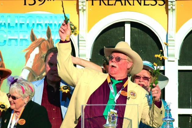 California Chrome Owner Blasts Churchill Downs, Praises Pimlico's Hospitality