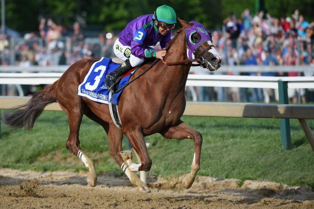 Preakness 2014 Video: Replay Highlights, Race Results and Breakdown