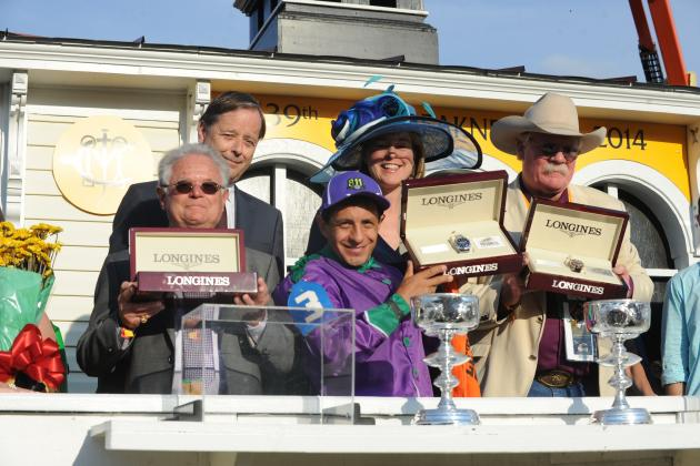 Preakness 2014 Payouts: Finishing Order, Purse Info and More