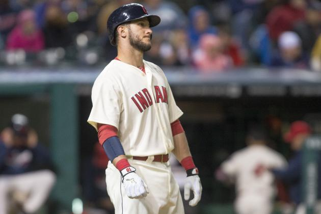 Indians Make Three Errors in 6-2 Loss to Oakland